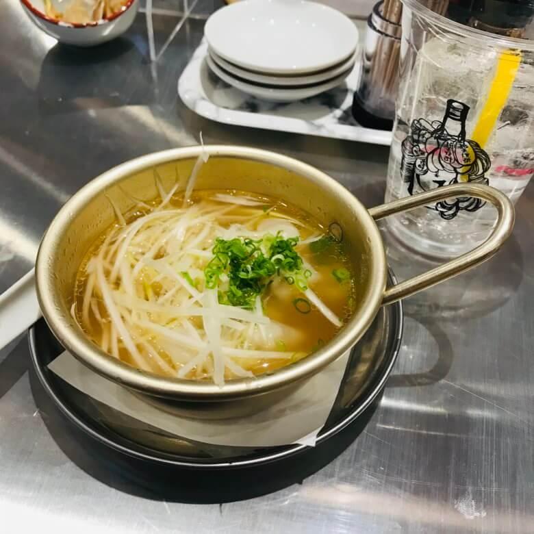 天草大王汁餃子2