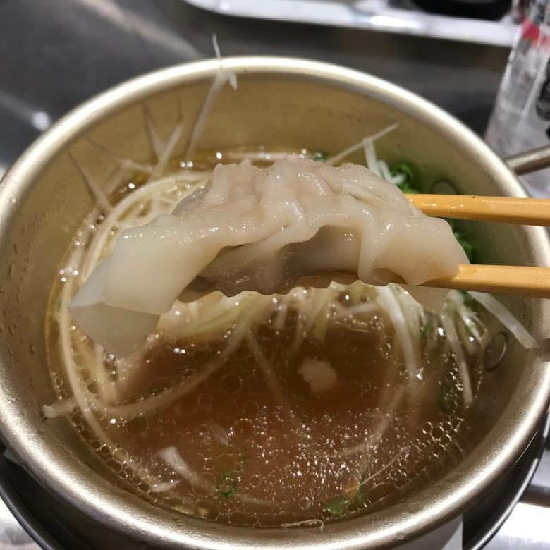 天草大王汁餃子3