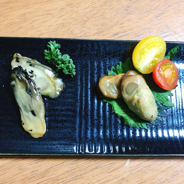 華蓮と小長井牡蠣のたべくらべ